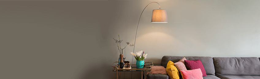 LED toršerai