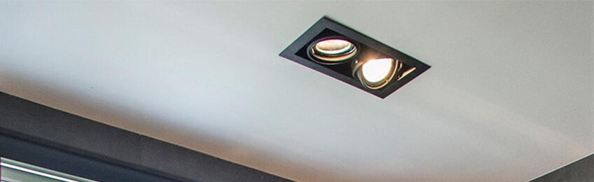 LED Įmontuojami šviestuvai