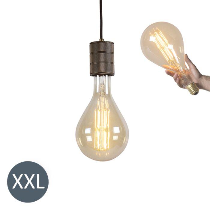Pakabinama-lempa-Splash-su-reguliuojama-LED-lempa