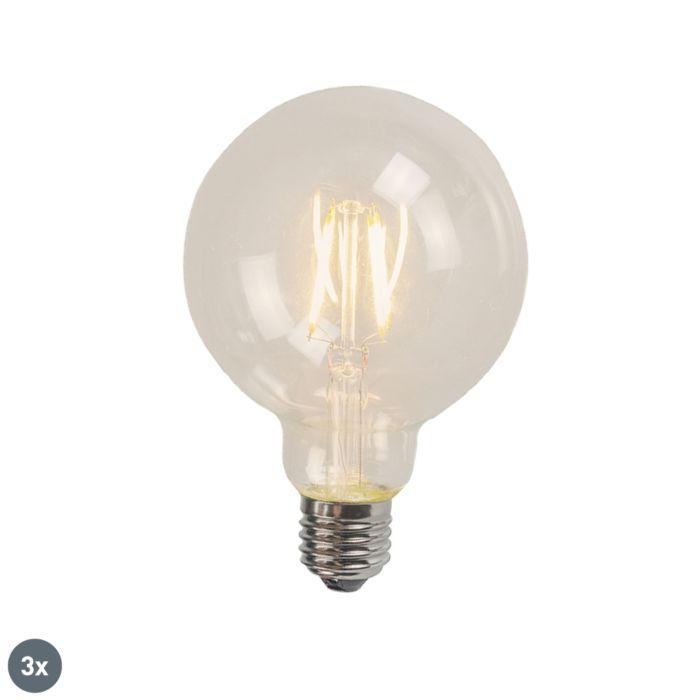 3-E27-LED-gijų-rinkinys-G95-4W-320-lm-2700K