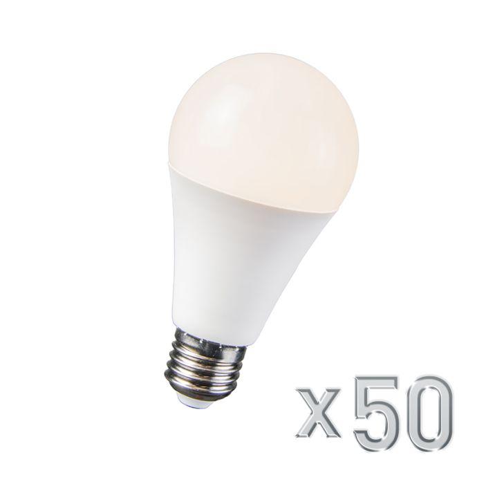 LED-lempa-10W-E27-B60-iš-50