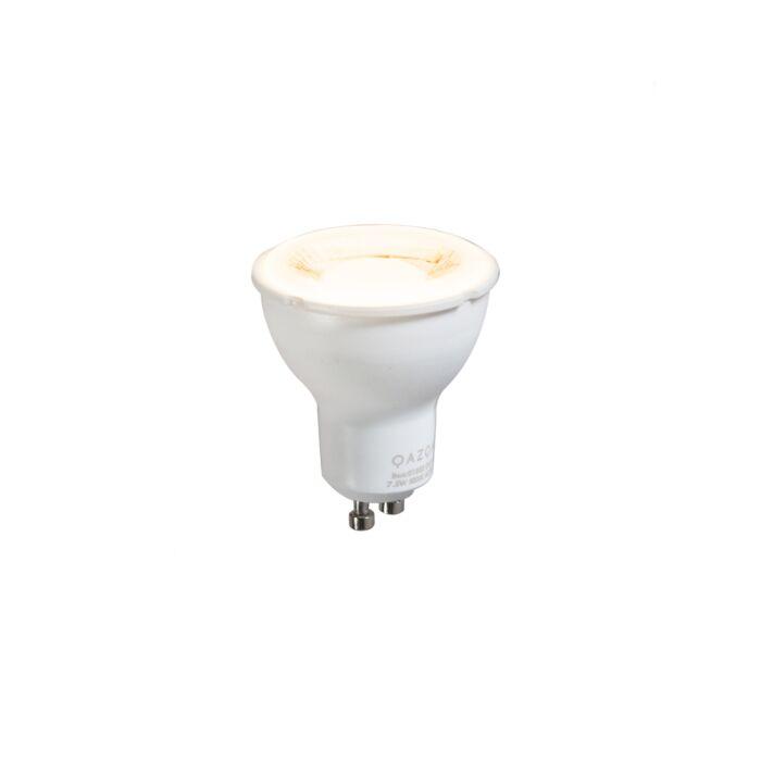 GU10-LED-7.5W-700-Lumen-šilta-šviesa-3000K