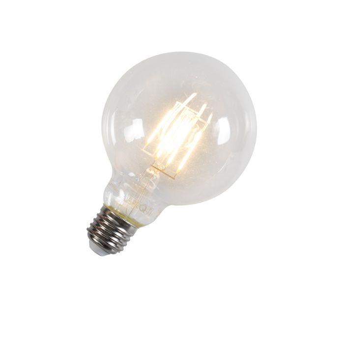 Šviesos-kaitinimo-lempa-G95-E27-6W-600-liumenų