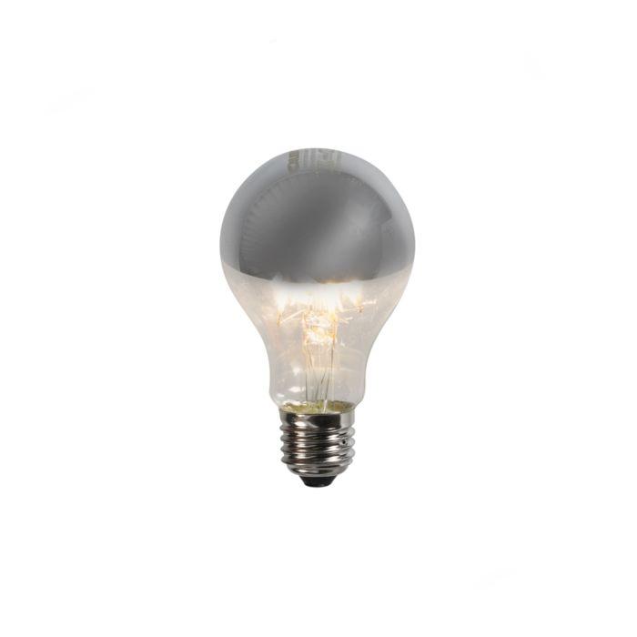 LED-veidrodinė-galvos-kaitinamoji-lempa-240V-4W-370lm-skaidrus-2700K