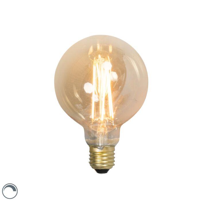 LED-ilga-kaitinamoji-gaubtinė-lempa-E27-240V-4W-320lm-pritemdoma