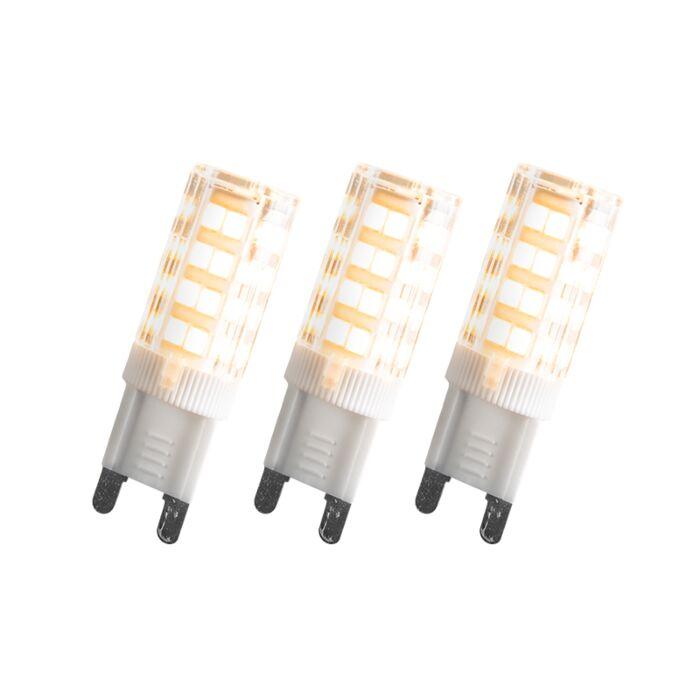 G9-LED-3,3-W-280-liumenų-rinkinys-iš-3