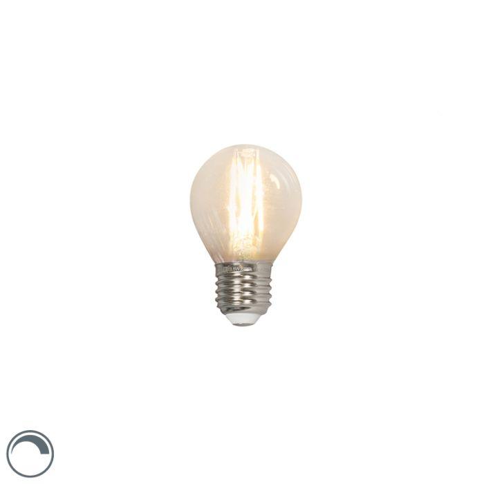 E27-pritemdoma-LED-kaitrinė-P45-rutulinė-lempa-3,5-W-350lm-2700-K.