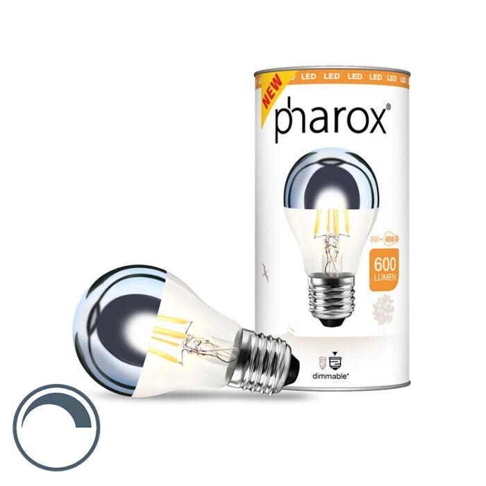 """""""Pharox""""-LED-lempos-galvos-veidrodis-E27-6W-600-liumenų"""