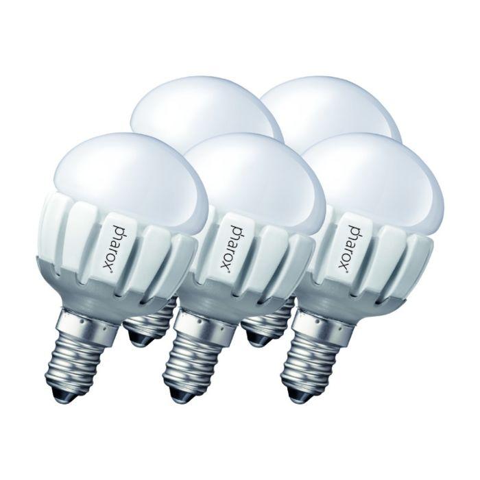 5-Pharox-LED-200-P45-E14-5W-230V-rinkinys