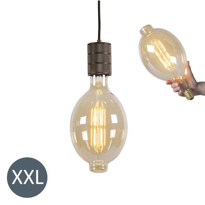 Pakabinama-lempa-Koliziejus-su-reguliuojama-LED-lempa