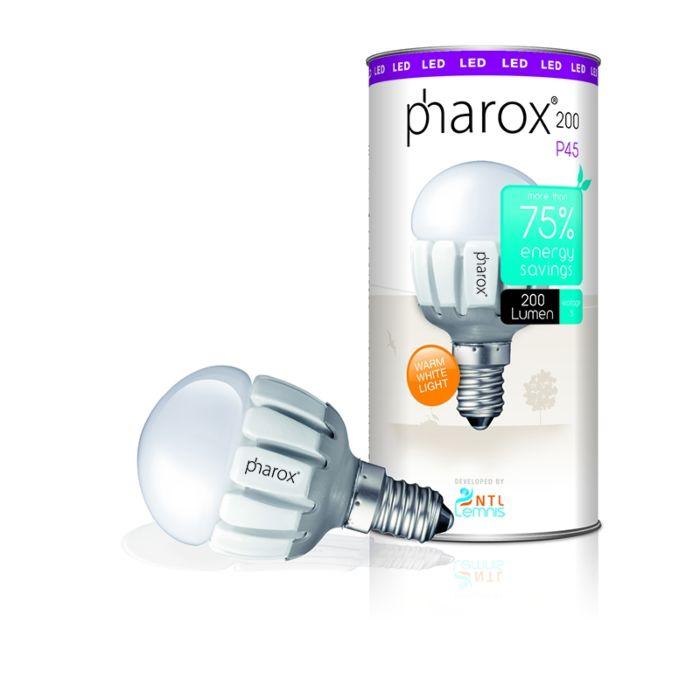 """""""Pharox-LED-200-P45-E14""""-3.6W-230V"""