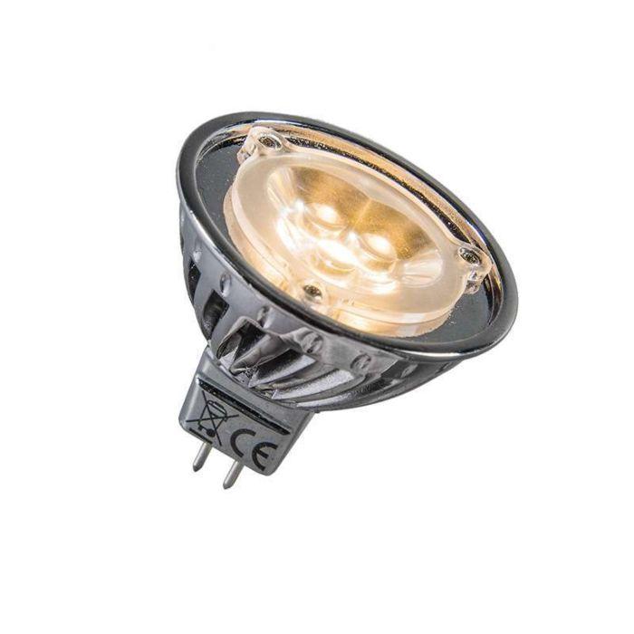 Maitinimo-šviesos-diodas-12V-MR16-3-x-1W-=-maždaug-30W-šiltai-baltas