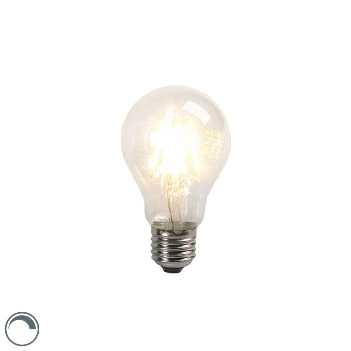 E27-pritemdoma-LED-kaitinamoji-lempa-4W-390LM-2700K