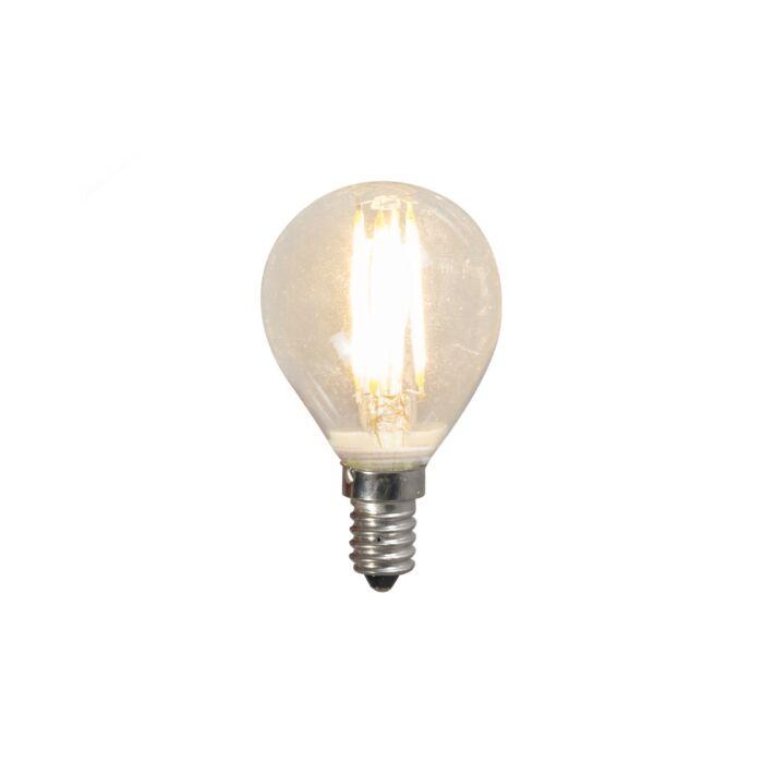 Kaitinamoji-LED-lempa-P45-4W-2700K-skaidri