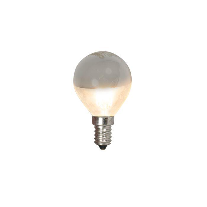 LED-kaitinamojo-rutulinio-šviestuvo-galvos-veidrodėlis-E14-240V-4W-370lm