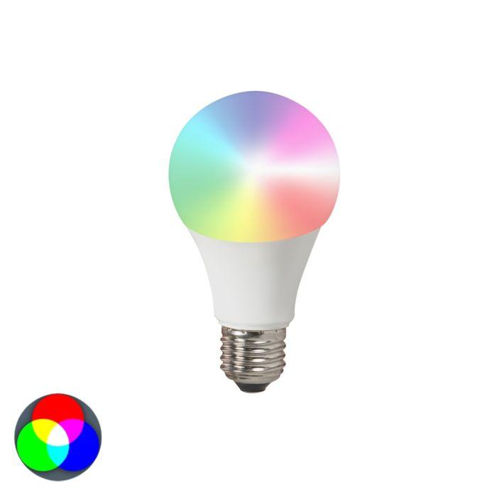 LED-lempa-E27-240V-7W-500lm-A60-Smart-Light