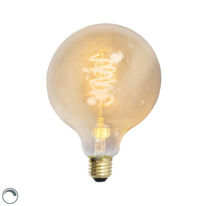 LED-susuktos-kaitinamosios-lempos-gaubtas-E27-240V-4W-200lm-pritemdomas