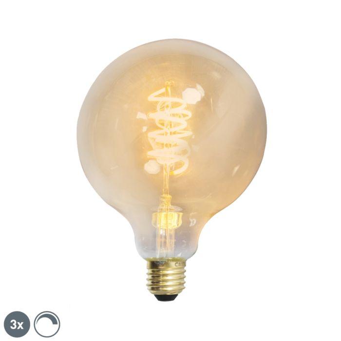 Komplekte-yra-3-E27-reguliuojami-LED-susukti-siūlai-G125-aukso-linija