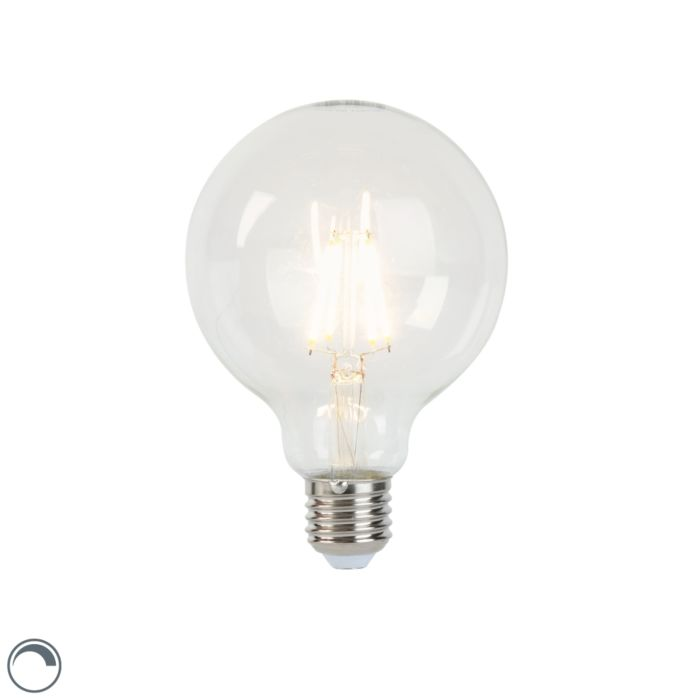 E27-pritemdomas-LED-kaitinamasis-siūlas-G95-5W-470-lm-2700K