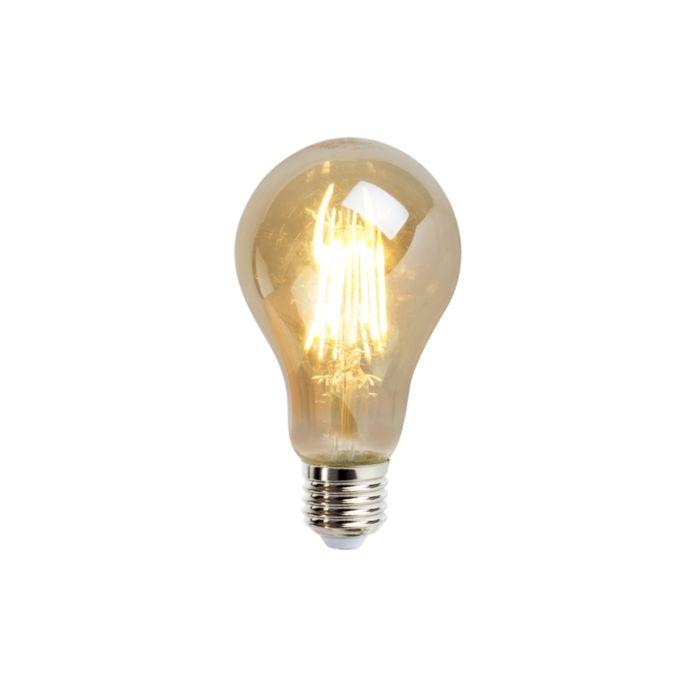 LED-kaitinamoji-lempa-E27-8W-720-liumenų-šilta-balta-2200K