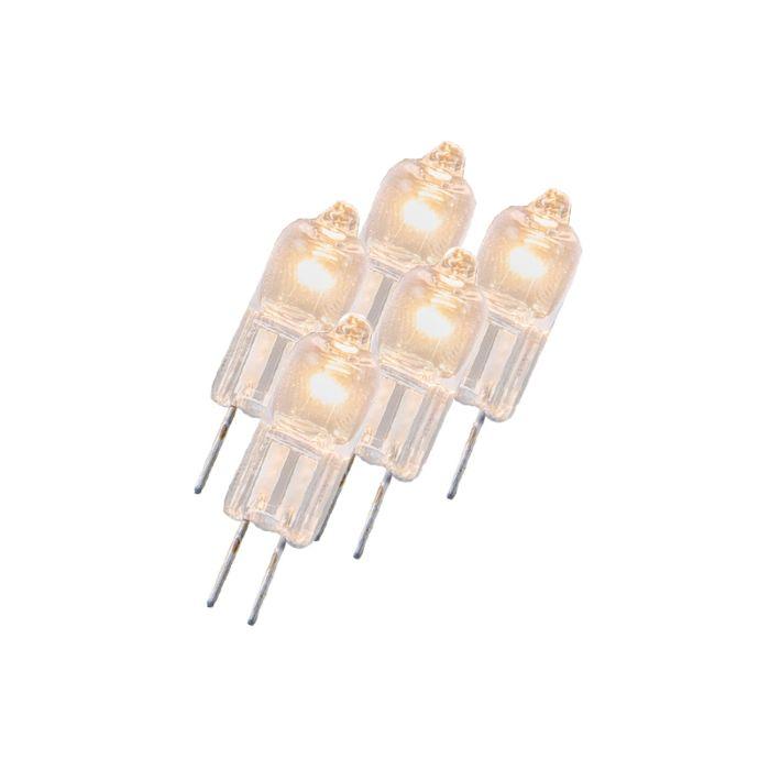 5-halogeninės-lempos-rinkinys-G4-5W-12V-skaidrus