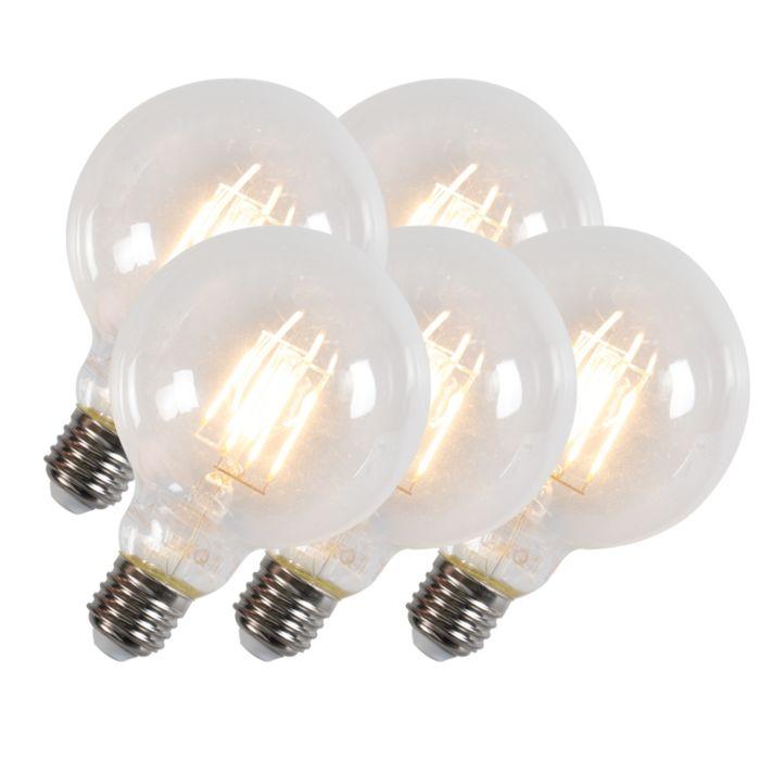 5-lempos-kaitinamosios-lempos-rinkinys-G95-E27-6W-600-liumenų