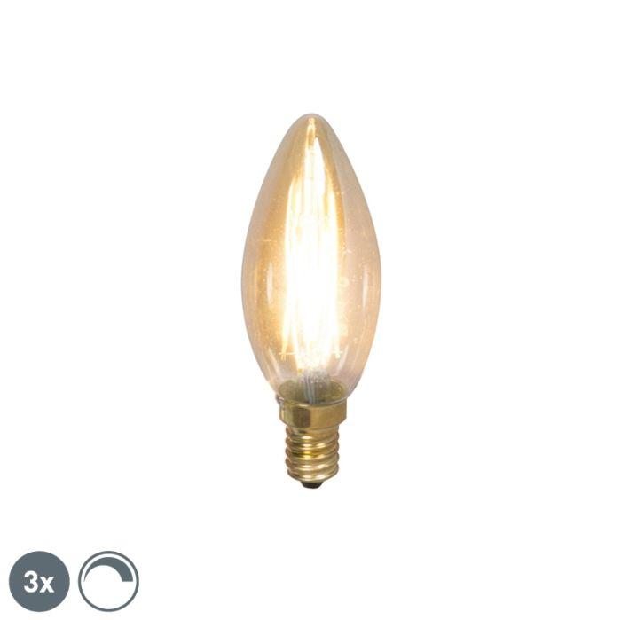 3-E14-pritemdomų-LED-kaitinamųjų-žvakių-žvakių-rinkinys-200lm-2100-K.