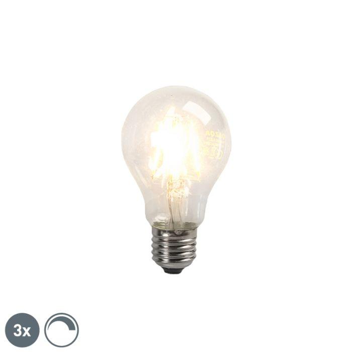 3-šviesos-diodų-kaitinamųjų-lempučių-rinkinys-E27-4W-390lm-pritemdomas