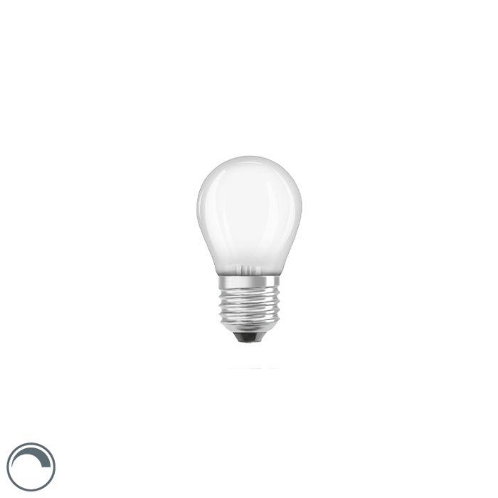 E27-pritemdoma-LED-lempa-P45-matinė-2.8W-250-lm-2700K