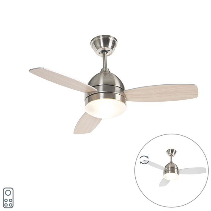 Lubinis-ventiliatoriaus-plienas-su-nuotolinio-valdymo-pultu---Rotar