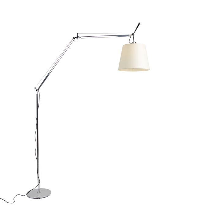 "Aliuminio-grindų-lempa-285-cm---""Artemide-Tolomeo-Mega-Terra"""